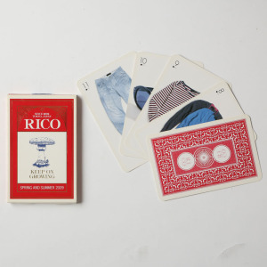 rico 2009 s/s catalogue